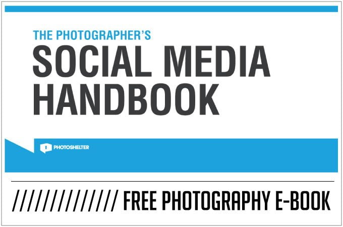 Free Photography E-book for Social Media Best Practices from Photoshelter!