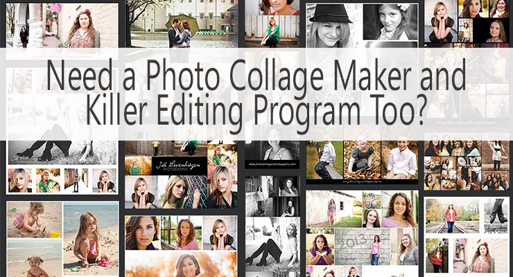 Need a Photo Collage Maker and Killer Editing Program Too?