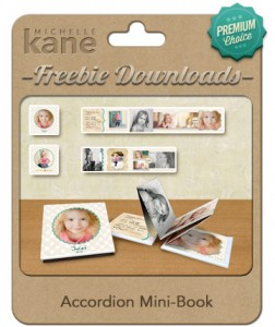 Free Accordian Mini-Book and Blog Photoshop Templates from ...