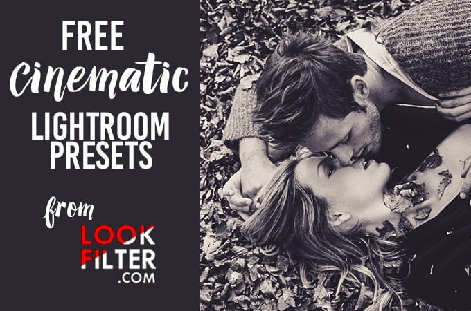 3 Free Lightroom Presets from Lookfilter.com