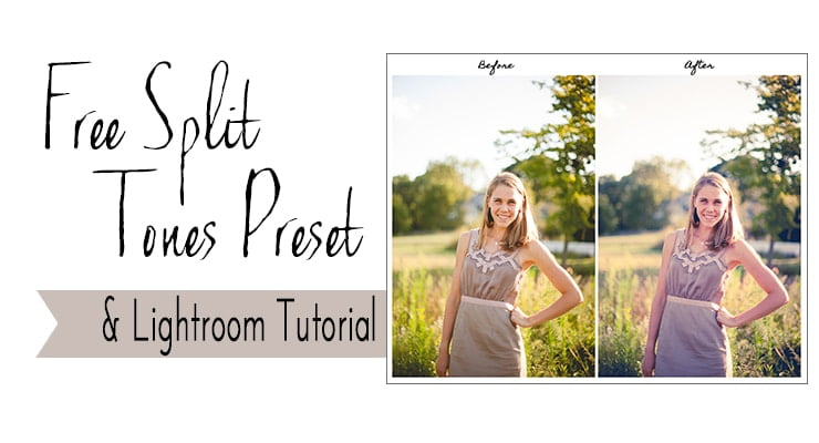 Using Split Tones in Lightroom | Free Preset!