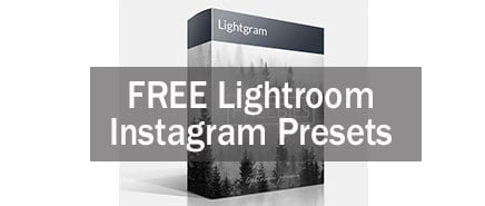 Free Lightroom Instagram Presets from Lightgram