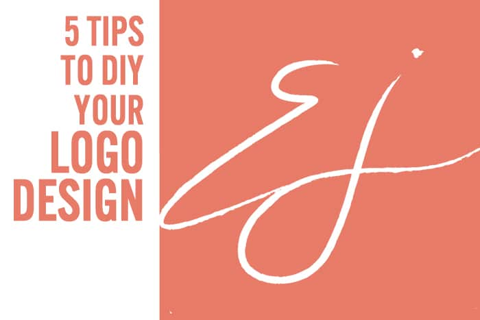 5 Tips to DIY your Logo Design