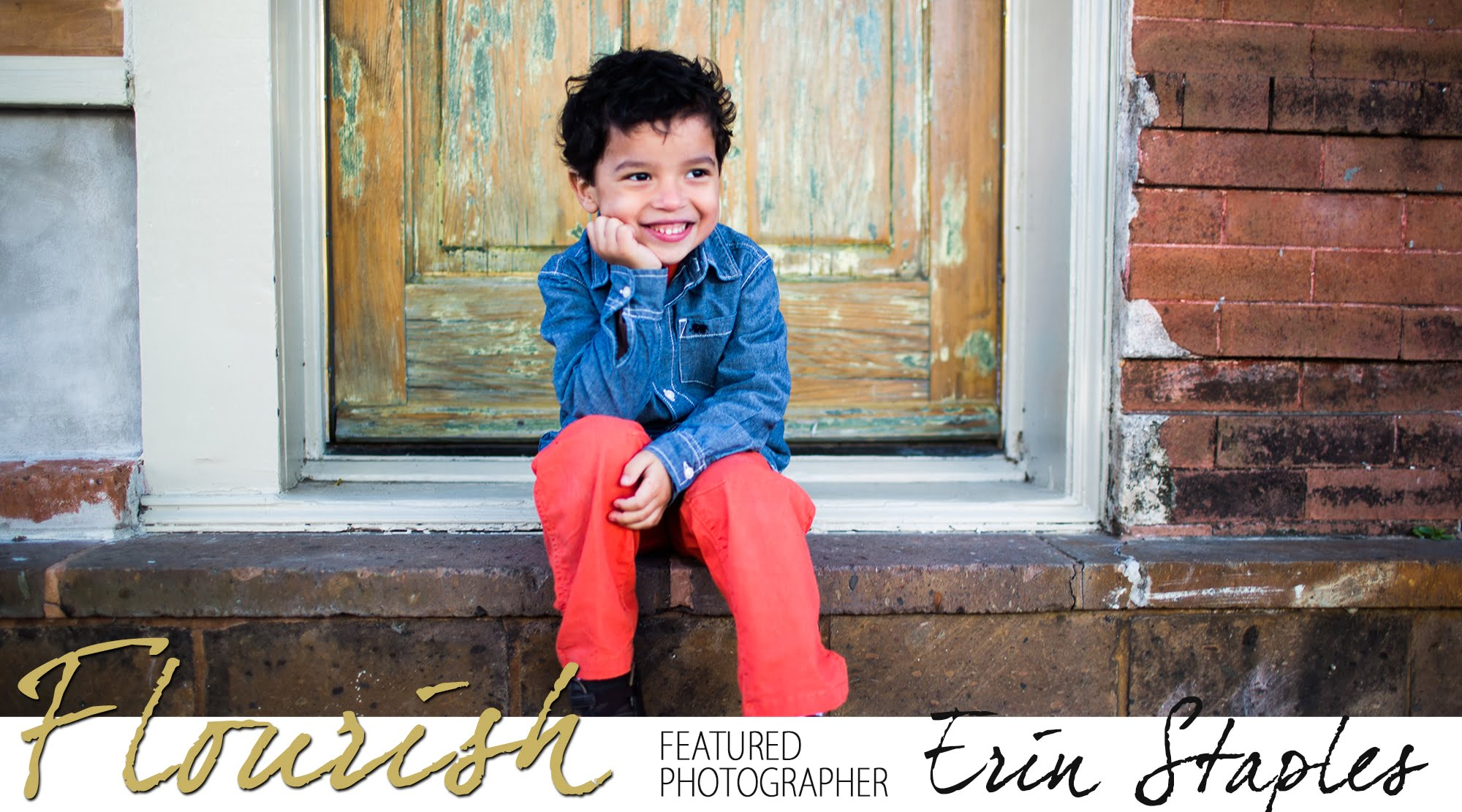 Flourish Featured Photographer Erin Staples - Erin Rachel Photography