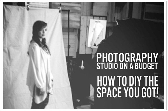 Photography Studio on Budget How to DIY the Space you Got - fi
