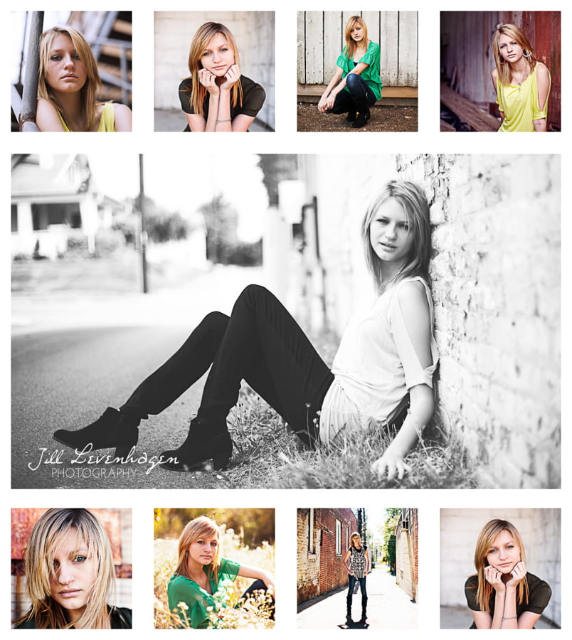 9up white 1l8s spacers flourish free resources for pro for Free lightroom collage templates