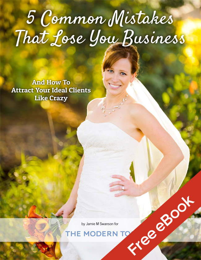 Free Photography Ebook Business - Modern Tog