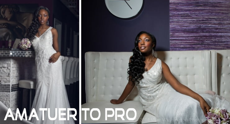 amatuer to pro story - mike-washington-wedding-photography-740x400