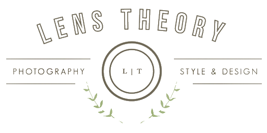 Free photoshop template and tutorial to diy your own business free photoshop template diy business card lens theory logo reheart Gallery