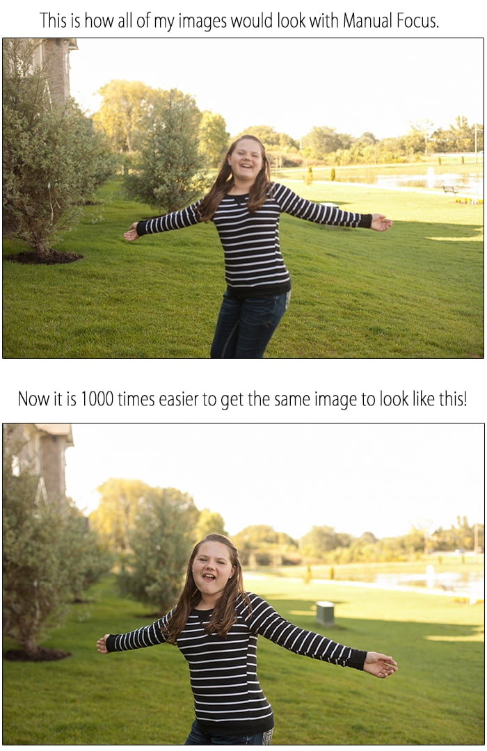 Why I was shooting lens manual focus and why wrong - Makinze Muinzer - Ex 11