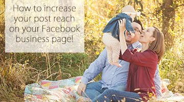 How to increase your post reach on your Facebook business page!