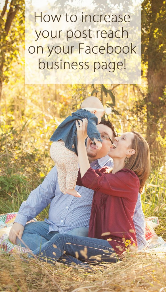 How to increase your post reach on your Facebook business page