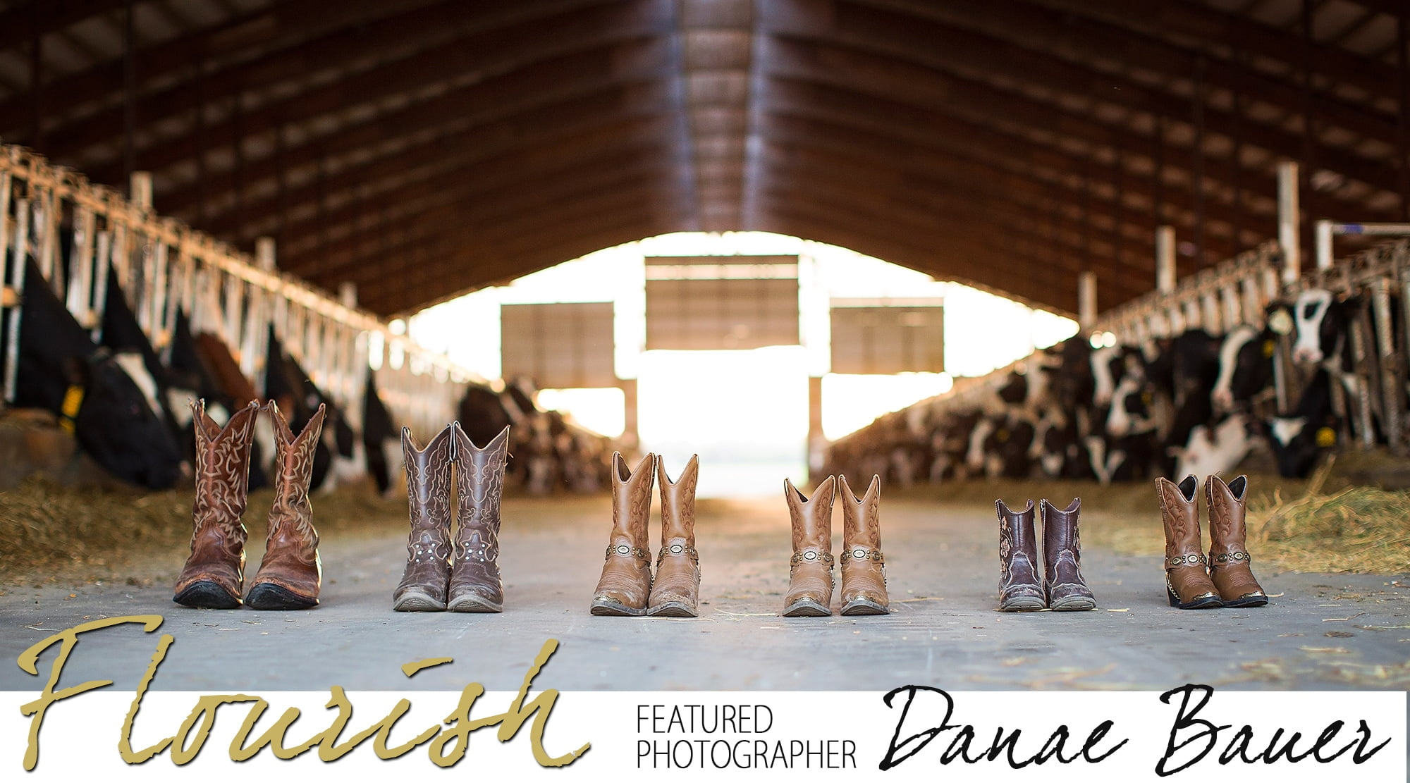 Flourish Featured Photographer | Danae of Farmgirl Photography