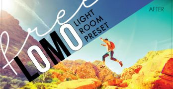 Free Lomo Lightroom Preset