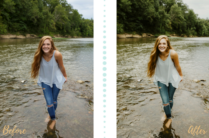 Free Lightroom Preset with Milky Highlights and Soft Skin Tones